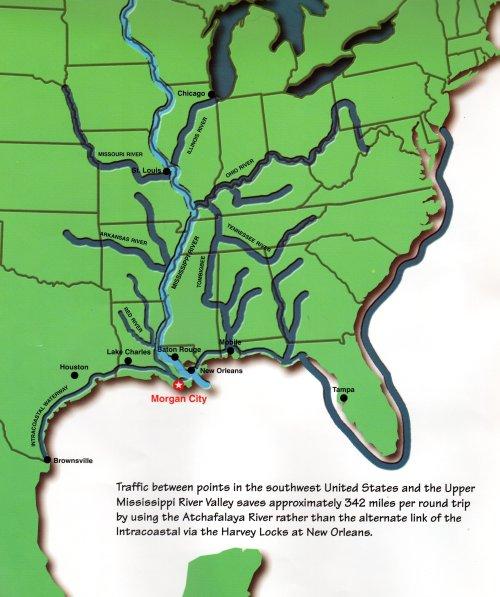 Mississippi River Navigation